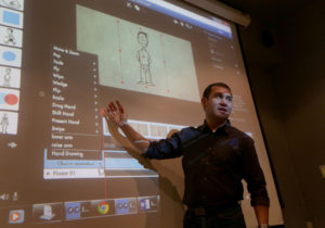 Migrahack at NAHJ: A Workshop on Data Animation