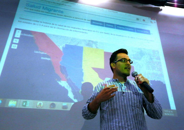 Mexico Migrahack Team Wins Grant, Expands Migrant Health Project