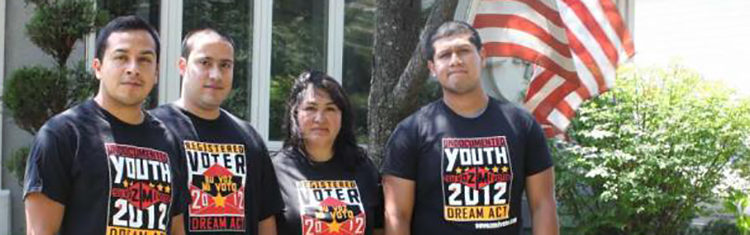 Undocumented Activists Inspiring Others to Vote